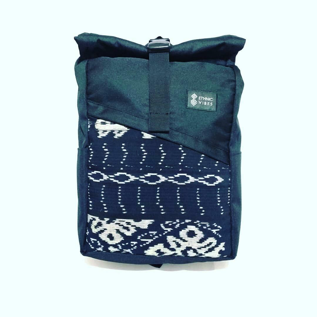 Roll Top Backpack / Ransel gulung