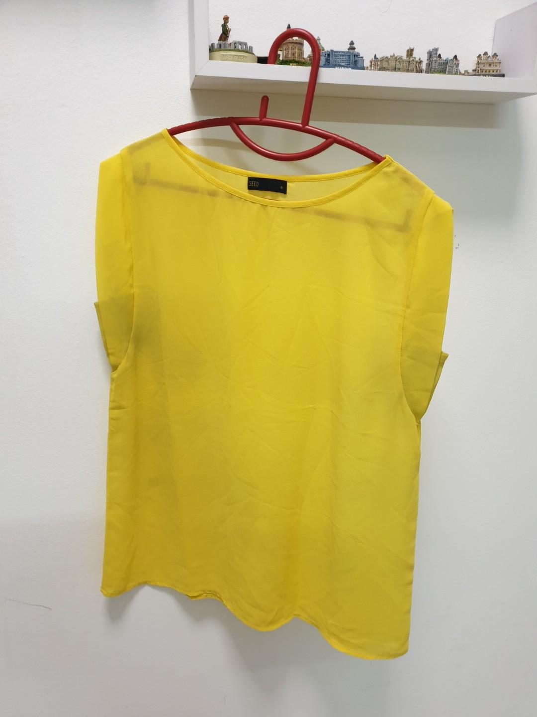 Seed Yellow Top