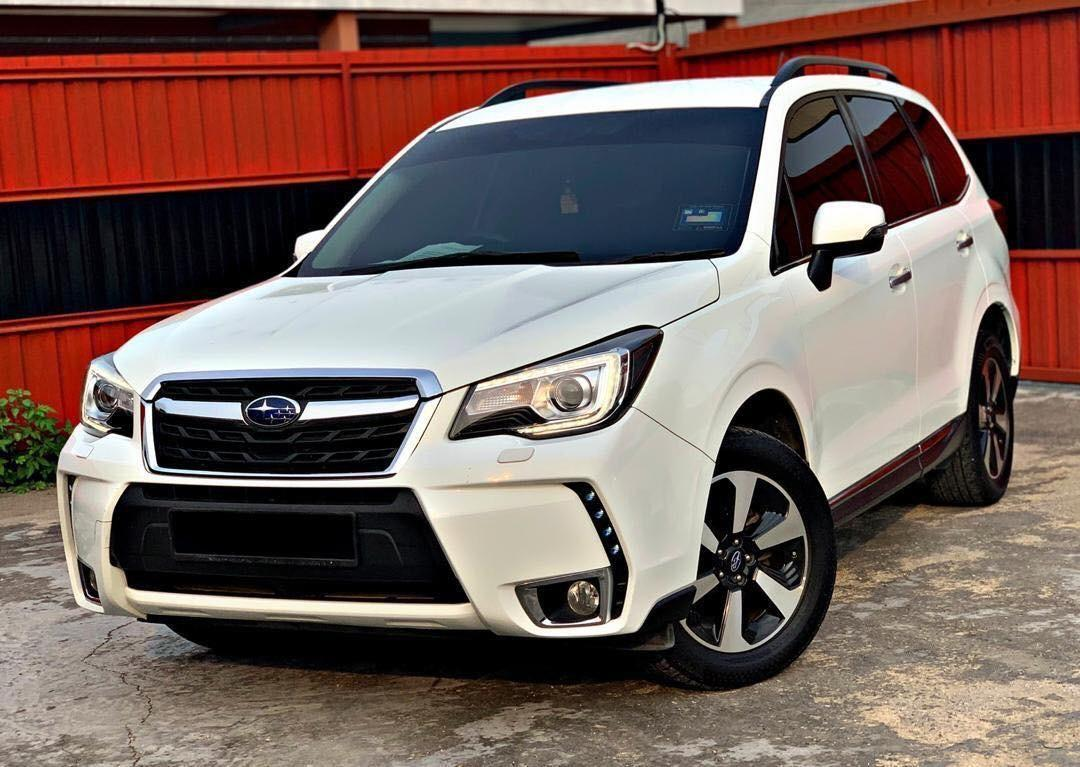 SEWA BELI>>SUBARU FORESTER 2.0iP AWD HIGHSPEC FACELIFT 2016