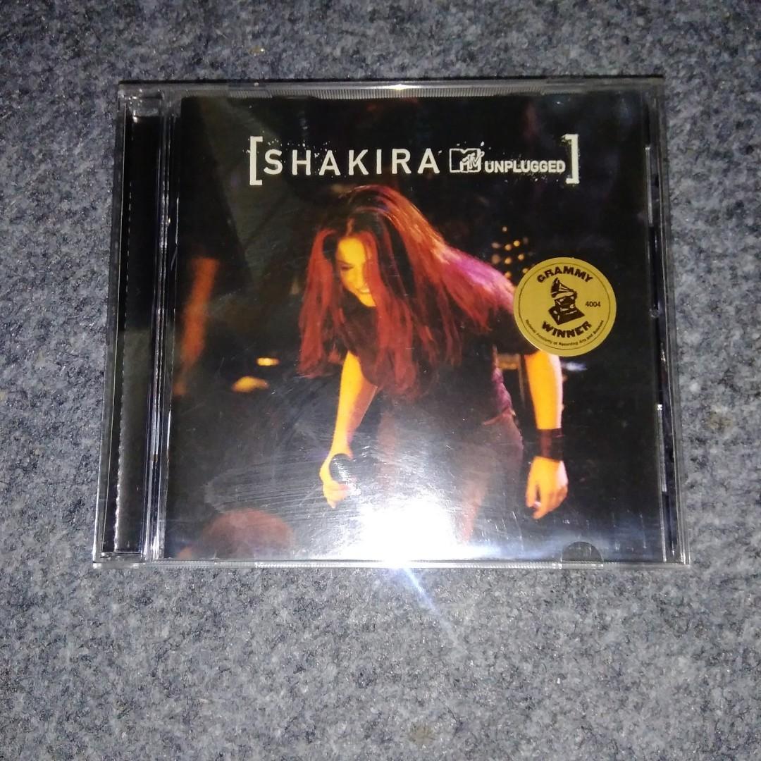 Shakira - MTV Unplugged (Like Album in Spanish, 2000)