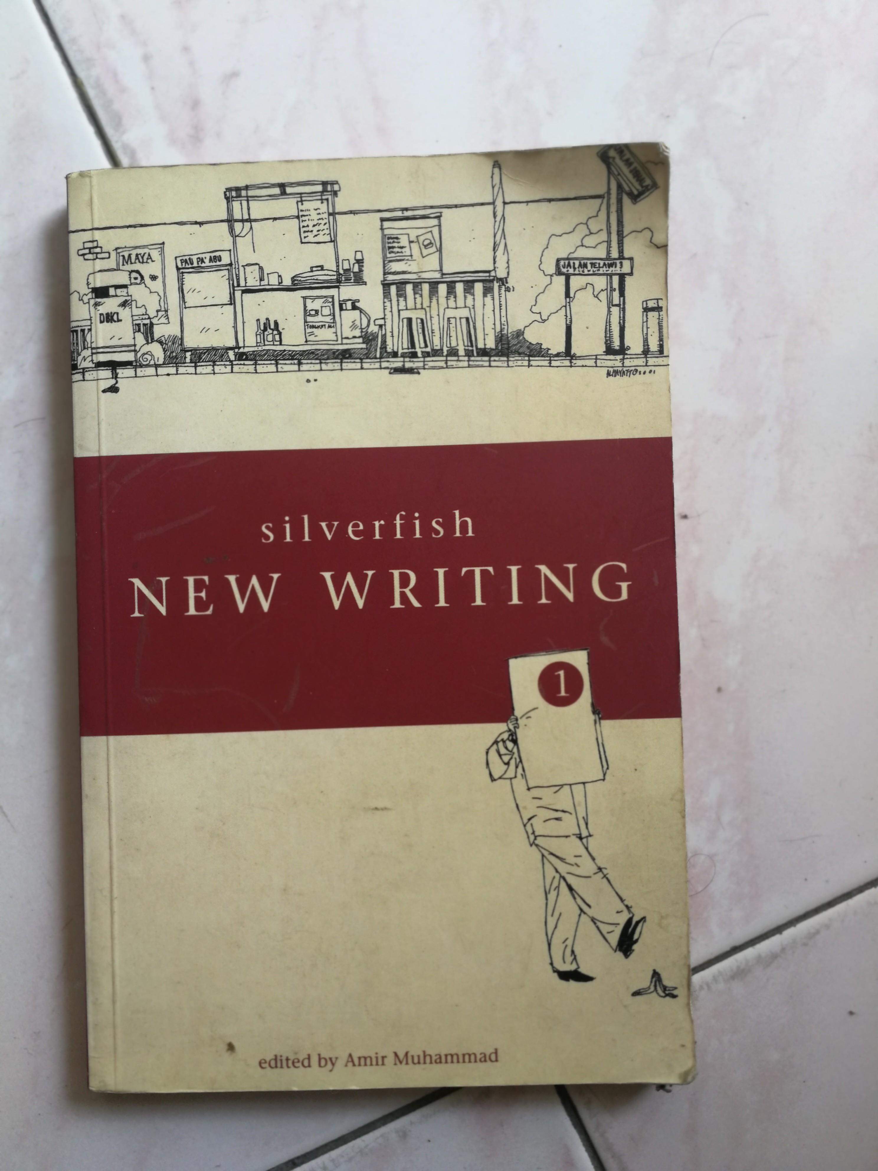 Silverfish New Writing 1 (edited by Amir Muhammad)