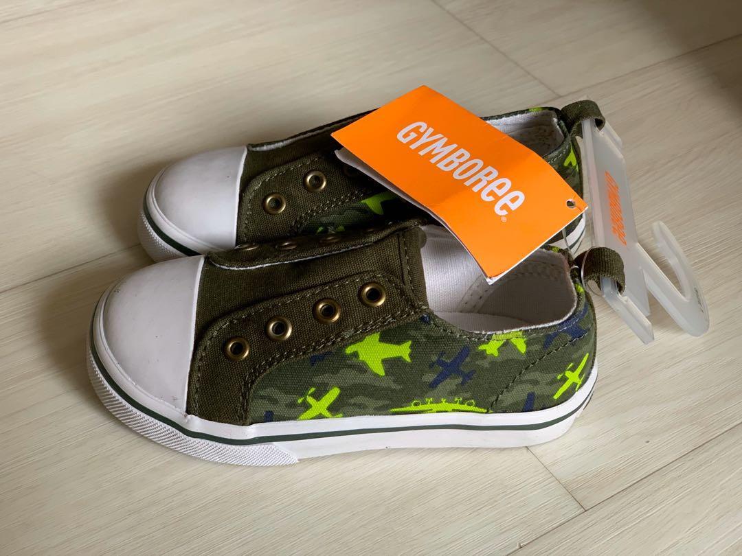 Size 7 Gymboree Kids shoes - Brand new