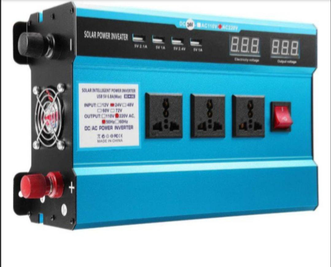 Solar Power Inverter 24V