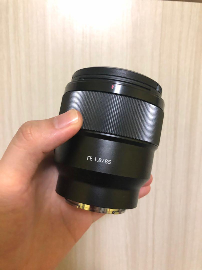 Sony FE85mm 1.8