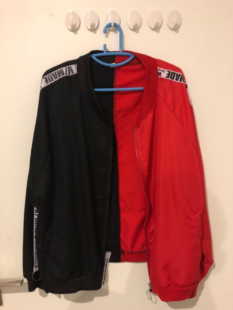 Stylish bomber jacket