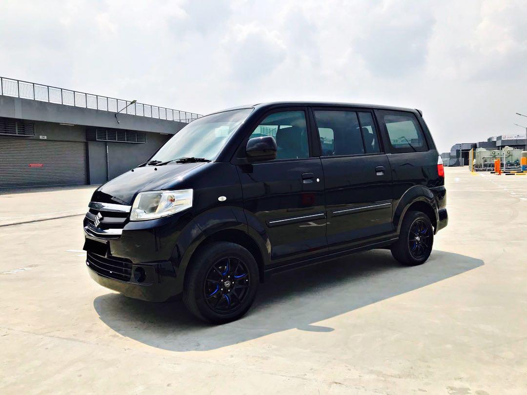 Suzuki APV 1.6 (A)