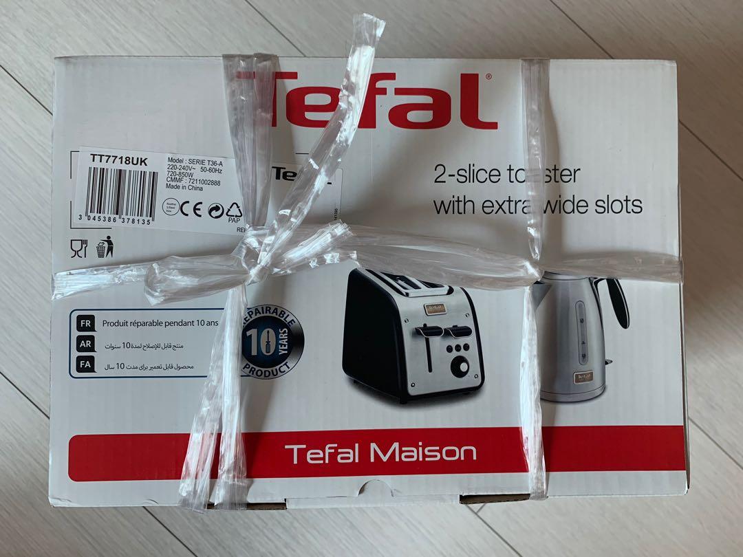 Tefal 2-slice toaster 多士爐