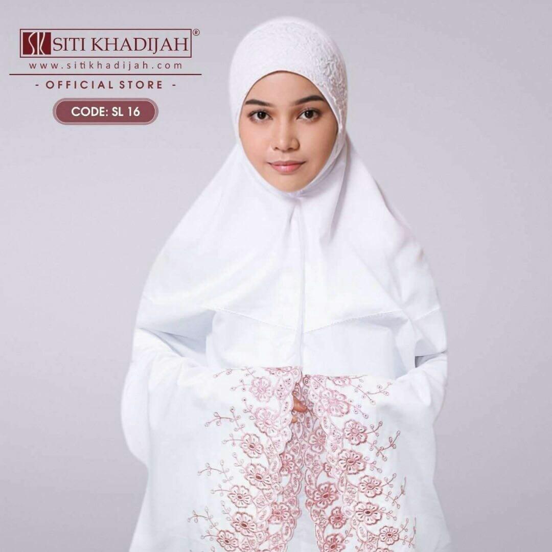 Telekung Siti Khadijah copy ori vietnam