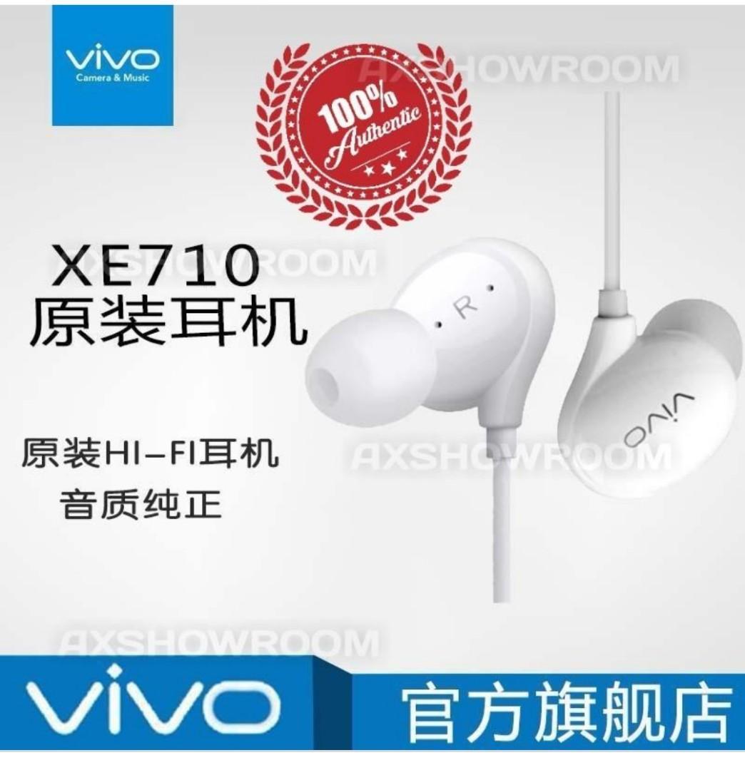 Vivo Hi-Fi Handfree earphones