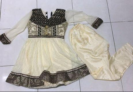 Traditional Indian Dress - Punjabi Suit for kid