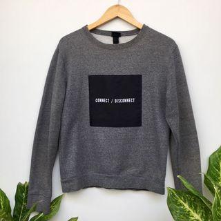 #VISITSINGAPORE H&M Sweatshirt