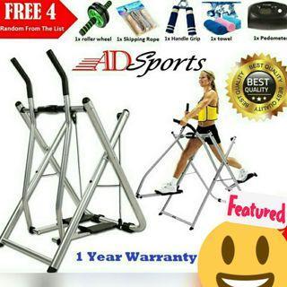 Foldable Air Walker Gym Sport Equipment