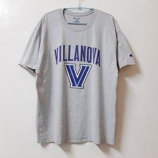 Regalo古著∣Champion Villanova 大學 美式老T NCAA籃球隊 T-shirt