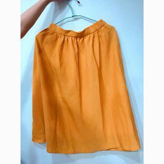 GU 💃日系氣質風半身裙子💃