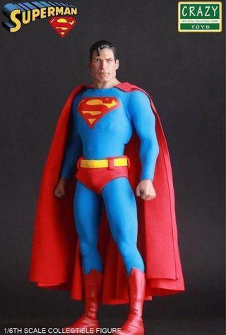 Crazy Toys Superman