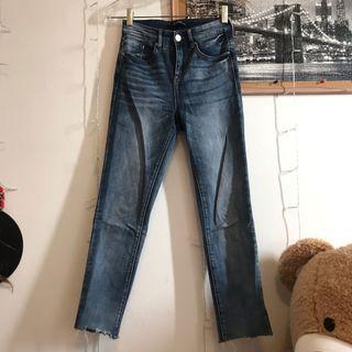 Le chateau jeans