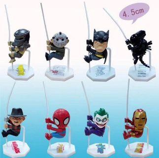 Heroes & Villains Minifigures
