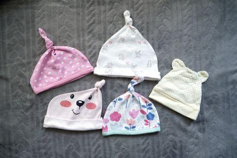 MOTHERCARE BABY HAT TOPI