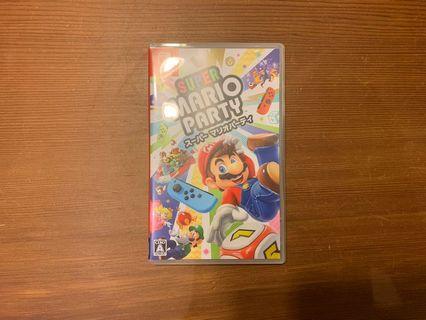 Mario party 幾乎新的