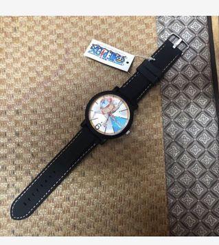 全新 海賊🏴☠️王 手錶$70