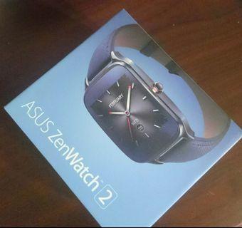ASUS ZenWatch2/多功能彩色智能錶!