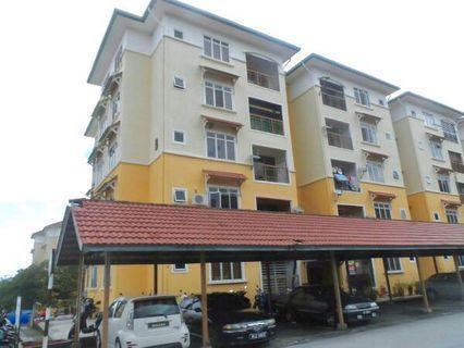 E-Mas Villa Apartment, Bandar Baru Salak Tinggi For Sale