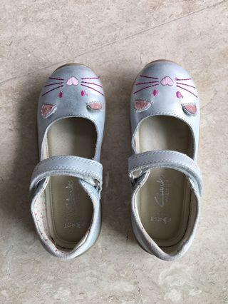 Clarks Girl Shoes