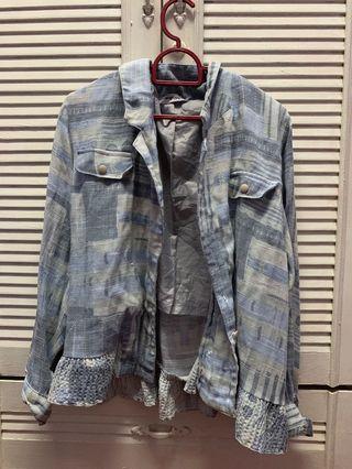 Vintage Blouse/ Jacket