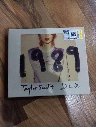 Tailor Swift 1989 D.L.X