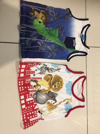 Disney / Dreamworks Bundle Singlets