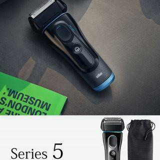 德國百靈 BRAUN 德國製 5147S 電動刮鬍刀 電鬍刀 同台灣型號 5145S