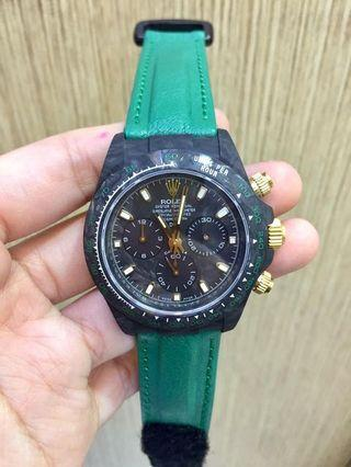 Rolex Monthly Body Carbon Swiss ETA 1:1 Clone