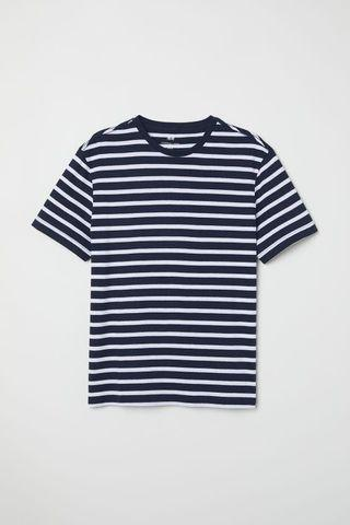 New H&M T-shirt Regular Fit