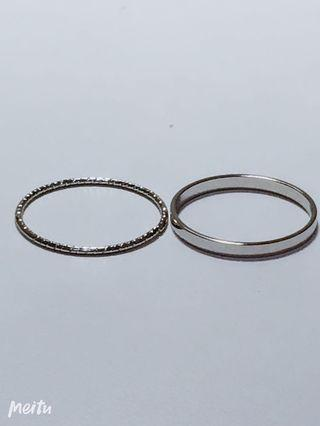 全新戒指 還有其他飾品