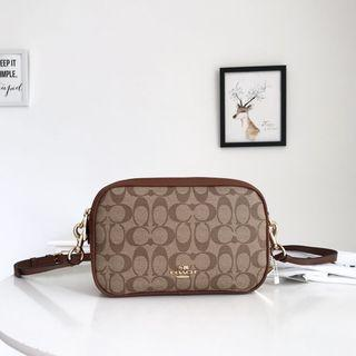 FAST PO coach sling bag