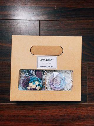 乾燥花束禮盒