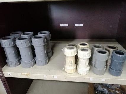 Pvc coupling (take all)