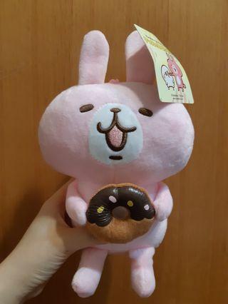 卡娜赫拉 兔兔 小雞 花栗鼠 玩偶 娃娃