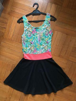 Nichii Floral Dress