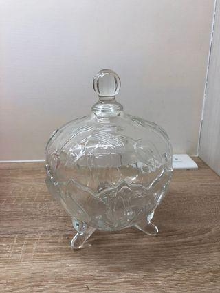 金莎鬱金香玻璃罐