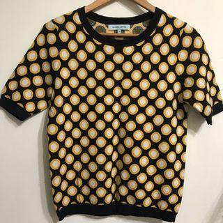 二手英國品牌Dickins & Jones短袖毛衣