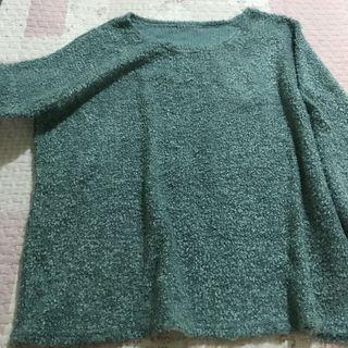 寬鬆針織衫
