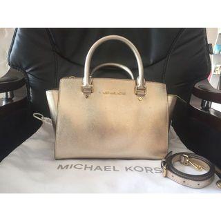 Michael Kors Bag selma medium authentic / tas mk original