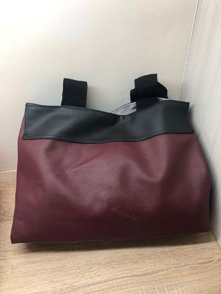 CGPC 大容量休閒購物袋 提袋 旅行袋