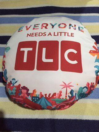 TLC Round Pillow