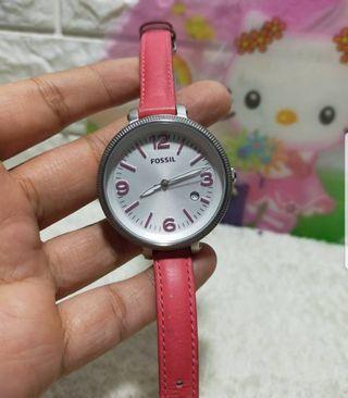 jam tangan fossil jengkol