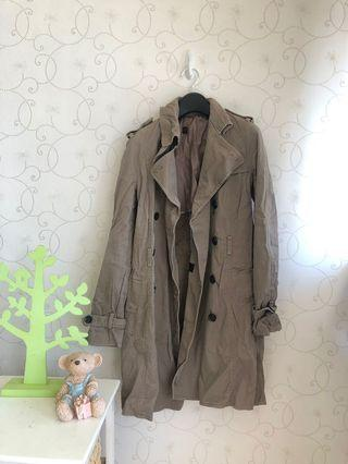 MNG wind coat