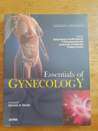 Essentials of Gynaecology 2nd edition