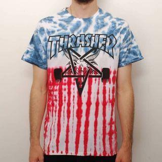 Thrasher Tie Dye