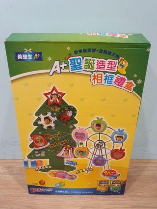聖誕樹 相框 摩天輪